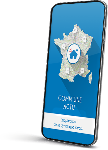 iphone avec l'application comm'une actu